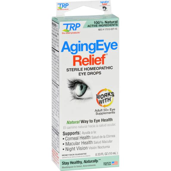 TRP AgingEye Relief - .33 oz