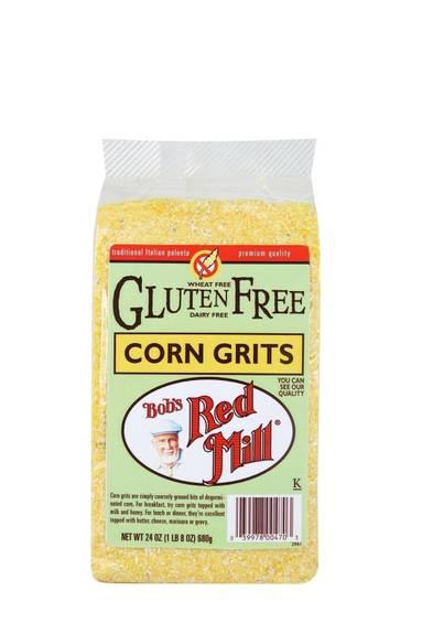 Bob's Red Mill Gluten Free Corn Grits / Polenta - 24 Oz - Case Of 4