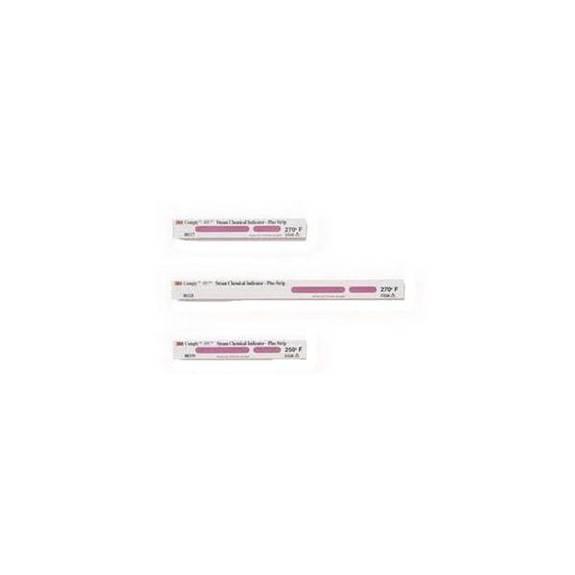 "Comply Eo & Steam Chem Indicator Strip, 5/8"" X 8"" Part No. 1250 (240/box)"