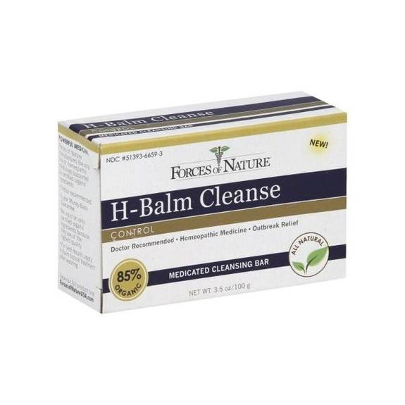 Forces of Nature Organic H Balm Cleanse - 3.5 oz
