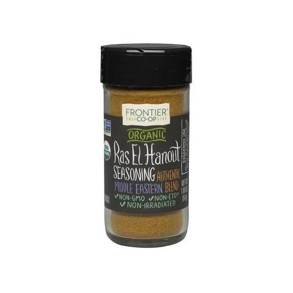 Frontier Herb Ras El Hanout Seasoning - Organic - 1.8 oz