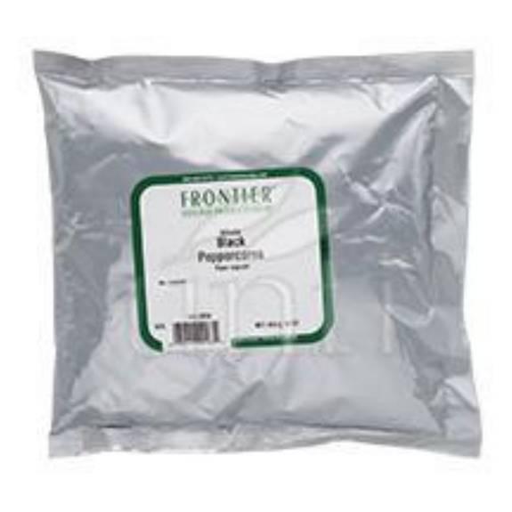 Frontier Herb Peppercorns - Whole - Black - Bulk - 1 lb (1 EA)