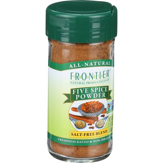 Frontier Herb Chinese Five Spice Seasoning - 1.92 oz