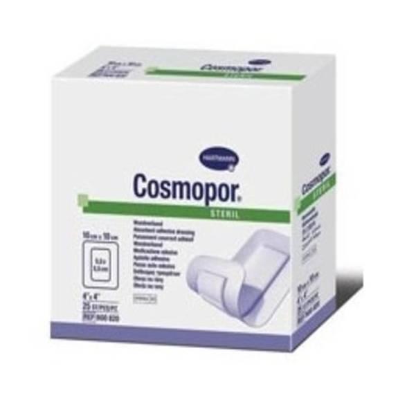 """Cosmopore, Sterile,  4"""" x 4"""" Part No. 900820 Qty  Per Box"""