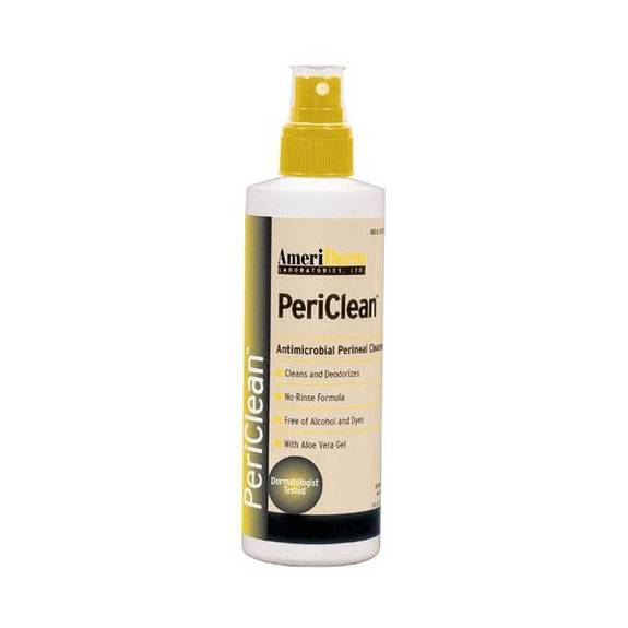 Ameriderm Labs   Periclean 8oz Perineal Cleaner Part No.510