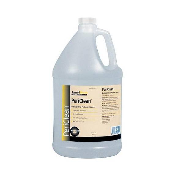 Ameriderm Labs   Periclean 1 Gal Perineal Cleaner Part No.515