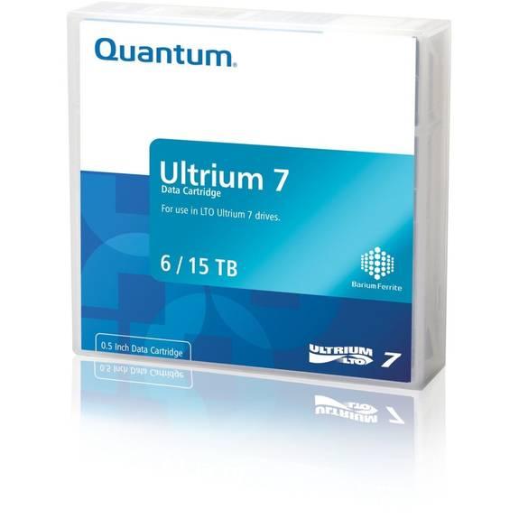 "1/2"" Ultrium Lto-7 Cartridge, 960m,15 Tb Native/6tb Compressed Capacity"
