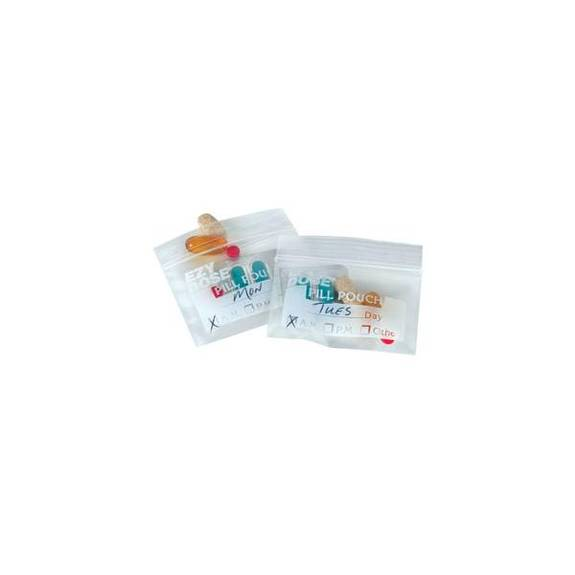 Ezy Dose Pill Pouches Part No. 67057 (100/package)