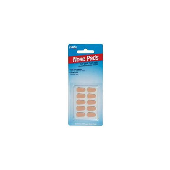Flents Nose Pads Self-stick Foam, Peach Part No. K216 (1/ea)