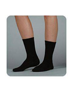 Silver Sole Support Sock,12-16,lrg,crew,black Part No. 5760ac610 (1/ea)