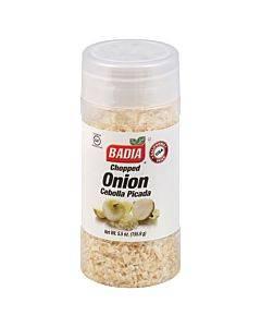 Badia Spices - Chopped Onion - Case Of 12 - 5.5 Oz.