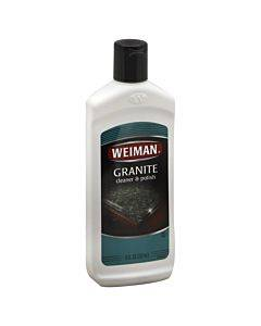 Weiman Granite - Cleaner And Polish - Case Of 6 - 8 Oz.