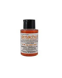 Detachol Adhesive Remover 2 Oz. Bottle Part No. 0496-0513-06 (1/ea)