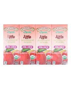 R.w. Knudsen - Organic Juice - Apple - Case Of 7 - 6.75 Fl Oz.