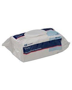 Simplicity Pre-moistened Washcloths Part No. 5399sp (768/case)