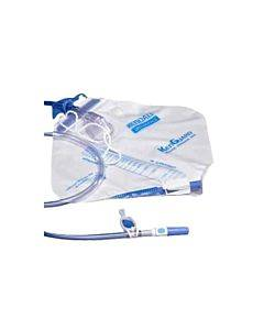 Kenguard Dover Vinyl Open Urethral Catheter Tray 14 Fr Part No. 75030 (1/ea)