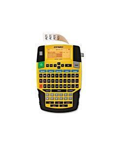 Rhino 4200 Basic Industrial Handheld Label Maker, 1 Line, 4 3/50x8 23/50x2 6/25