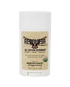 North Coast Organics Deodorant - Revolver - 1 Each - 2.5 Oz.