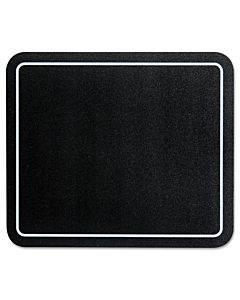 Optical Mouse Pad, 9 X 7-3/4 X 1/8, Black