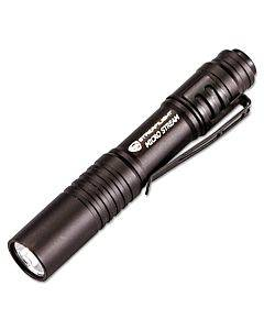 Microstream Led Pen Light, 1 Aaa Battery (included), Black