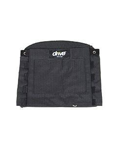 """Adjustable Tension Back Cushion For 22""""-26"""" Wheelchairs"""