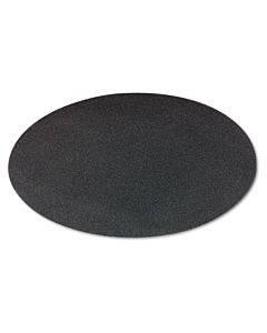 """Sanding Screens, 20"""" Diameter, 60 Grit, Black, 10/carton"""