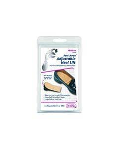 Pedifix Adjust-a-heel Lift  Small Womens Size 4-7 Part No.p6582-s