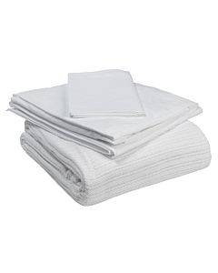 Hospital Bed Bedding In A Box