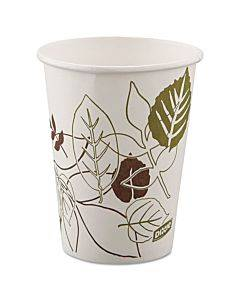 Pathways Paper Hot Cups, 8 Oz, 25/pack