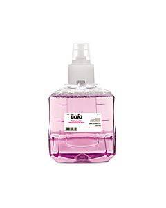 Antibacterial Foam Handwash, Refill, Plum, 1,200 Ml Refill, 2/carton