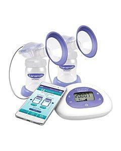 Lansinoh Smartpump Double Electric Breast Pump Part No. 53116 (1/ea)