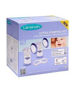 Lansinoh Signature Pro Extra Pumping Set Part No. 53431 (1/ea)