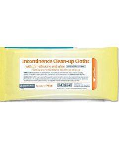 Incontinence Care Wipe Sage Soft Pack Dimethicone Unscented 8 Count(240/ca)