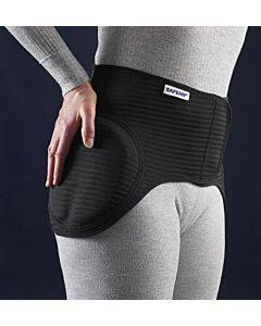 Hip Protector Safehipâ® Active X-large Black(1/ea)