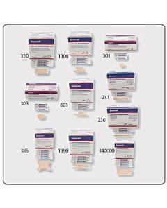 Adhesive Strip Coverletâ® 2 X 3 Inch Fabric Rectangle Tan Sterile(600/ca)