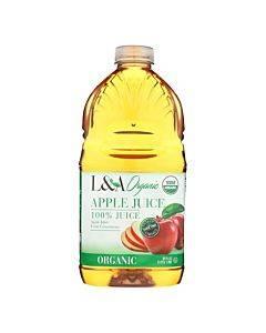 L & A Juice - Juice Apple From Conc - Case Of 8-64 Fz