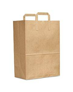 Grocery Paper Bags, 70 Lbs Capacity, 1/6 Bbl, 12