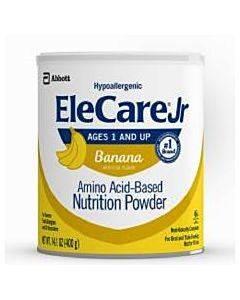 Elecare Jr. Powder, 14.1 Oz. (400g), Banana Part No. 66275 (1/ea)