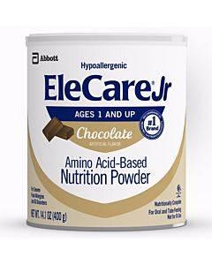 Elecare Jr. Powder, 14.1 Oz. (400g), Chocolate Part No. 66273 (1/ea)
