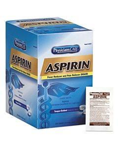 Aspirin Tablets, 250 Doses Per Box