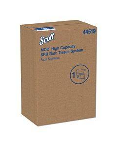 Pro High Capacity Coreless Srb Tissue Dispenser,11 1/4 X 6 5/16 X 12 3/4,faux Ss