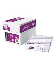 Custom Cut-sheet Copy Paper, 92 Bright, 19-hole, 20lb, 8.5 X 11, White, 500/ream