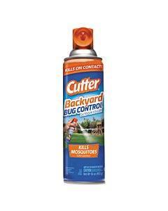 Cutter Backyard Bug Control Outdoor Fogger Spray, 16 Oz Aerosol