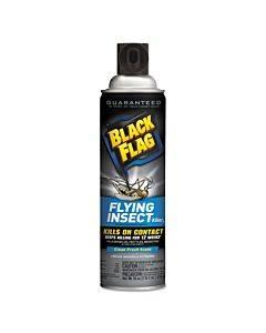 Black Flag Flying Insect Killer 3, 18 Oz Aerosol, Fresh, 12/carton