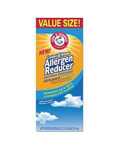 Carpet And Room Allergen Reducer And Odor Eliminator, 42.6 Oz Shaker Box