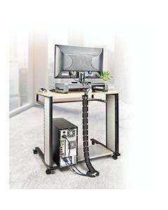 Adaptivergo Cable Management Spine, Black