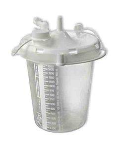 Allied Healthcare Disposable Suction Canister Model: 20-08-0004 (1/ea)