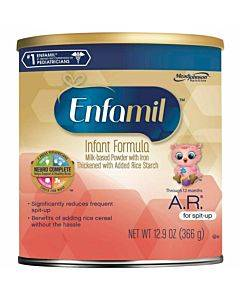 Mead Johnson Enfamil Ar Lipil Powder Model: 020102 (6/ca)