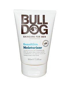 Bulldog Natural Skincare - Moisterizer - Sensitive - 3.3 Fl Oz