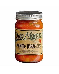 Chip Magnet Salsa Sauce Appeal - Salsa - Mango - Habanero - Case Of 6 - 16 Oz.